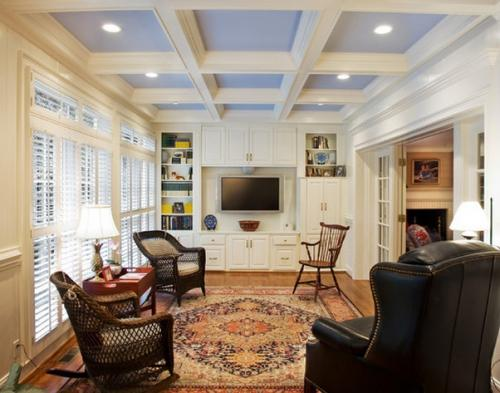افكار ديكور غرفة الجلوس للمساحات الصغيرة هولو كل مفيد