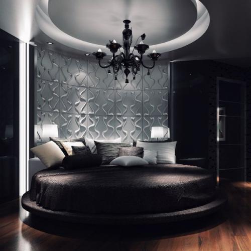 صور غرف نوم رائعة مع اجمل ديكورات هولو كل مفيد