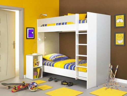 احدث غرف نوم اطفال دورين من طابقين
