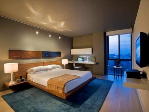 احدث أرضيات غرف نوم للعرسان   هولو   كل مفيد