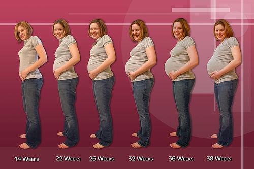 c55fa894c65f0 تغيرات الجسم اثناء الحمل الاكثر شيوعا بين الحوامل - هولو - كل مفيد
