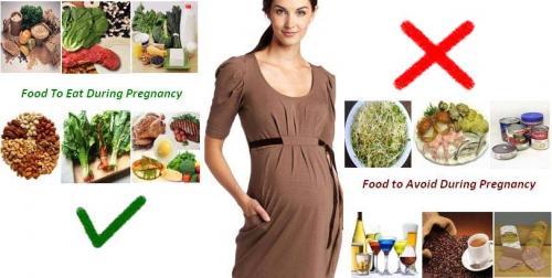 اطعمة يجب تجنبها اثناء الحمل - هولو - كل مفيد
