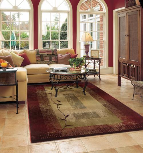 كيفية اختيار اجمل سجاد لغرف الجلوس ؟ هولو كل مفيد