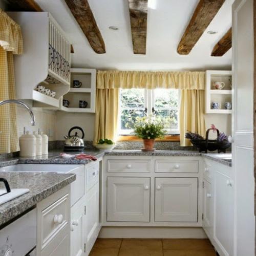 مطابخ صغيرة المساحة تنافس اكبر المطابخ بالصور هولو كل مفيد