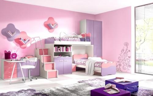 افكار غرف نوم للبنات المراهقات بالصور   هولو   كل مفيد