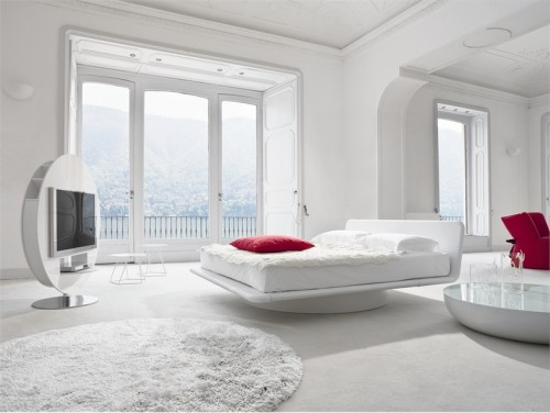 pink and white bedroom decorating ideas غرف نوم بيضاء وصور اجمل غرف نوم باللون الابيض هولو كل مفيد 20761
