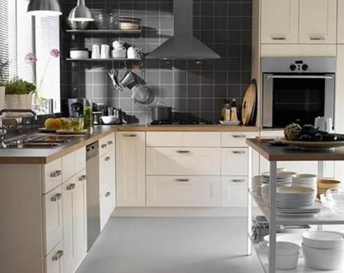 مطابخ ايكيا واحدث تصاميم مطابخ   هولو   كل مفيد