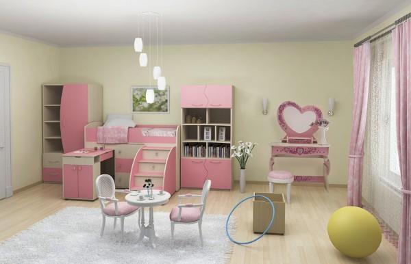 ديكورات غرف نوم بنات بافكار بسيطة وجديدة   هولو   كل مفيد