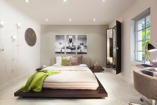 ديكورات غرف النوم باشكال وتصاميم جديدة