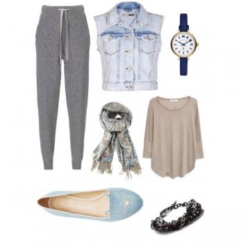 b7ca0754cdfbd اجمل ملابس بنات محجبات مراهقات بالصور - هولو - كل مفيد