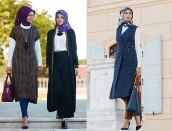 4567a5906387d اجمل ملابس محجبات تركية صيفية بالصور - هولو - كل مفيد