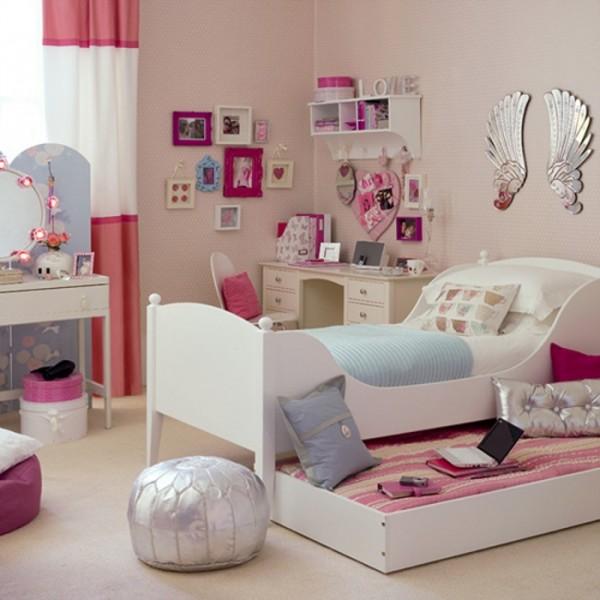 : ديكور غرف بنات بسيطة : ديكور