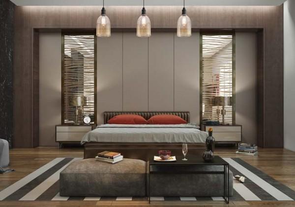 ديكورات غرف نوم جديدة وعصرية
