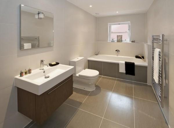 افكار تصميم حمامات جديدة بالصور