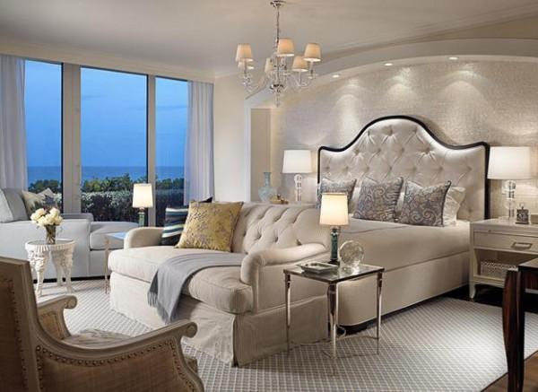 20 Gorgeous Luxury Bedroom Ideas: اجمل غرف نوم واجمل ديكورات غرف النوم