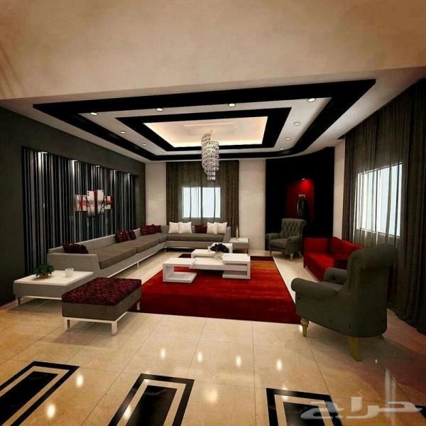 d082ce3f9 صور ديكورات غرف جلوس جديدة ومبتكرة - هولو - كل مفيد