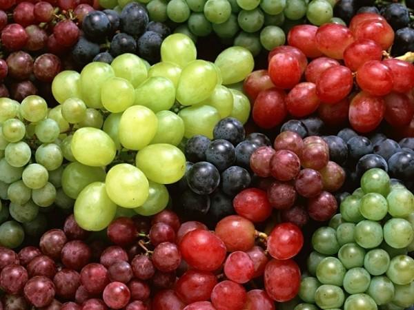 ما هى فوائد العنب للجسم ؟